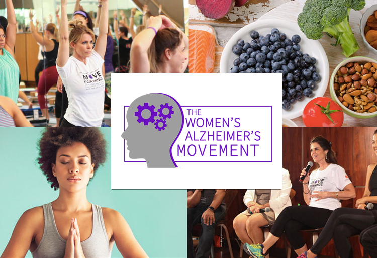 Wipe Out Alzheimer's withThe Women's Alzheimer's Movement